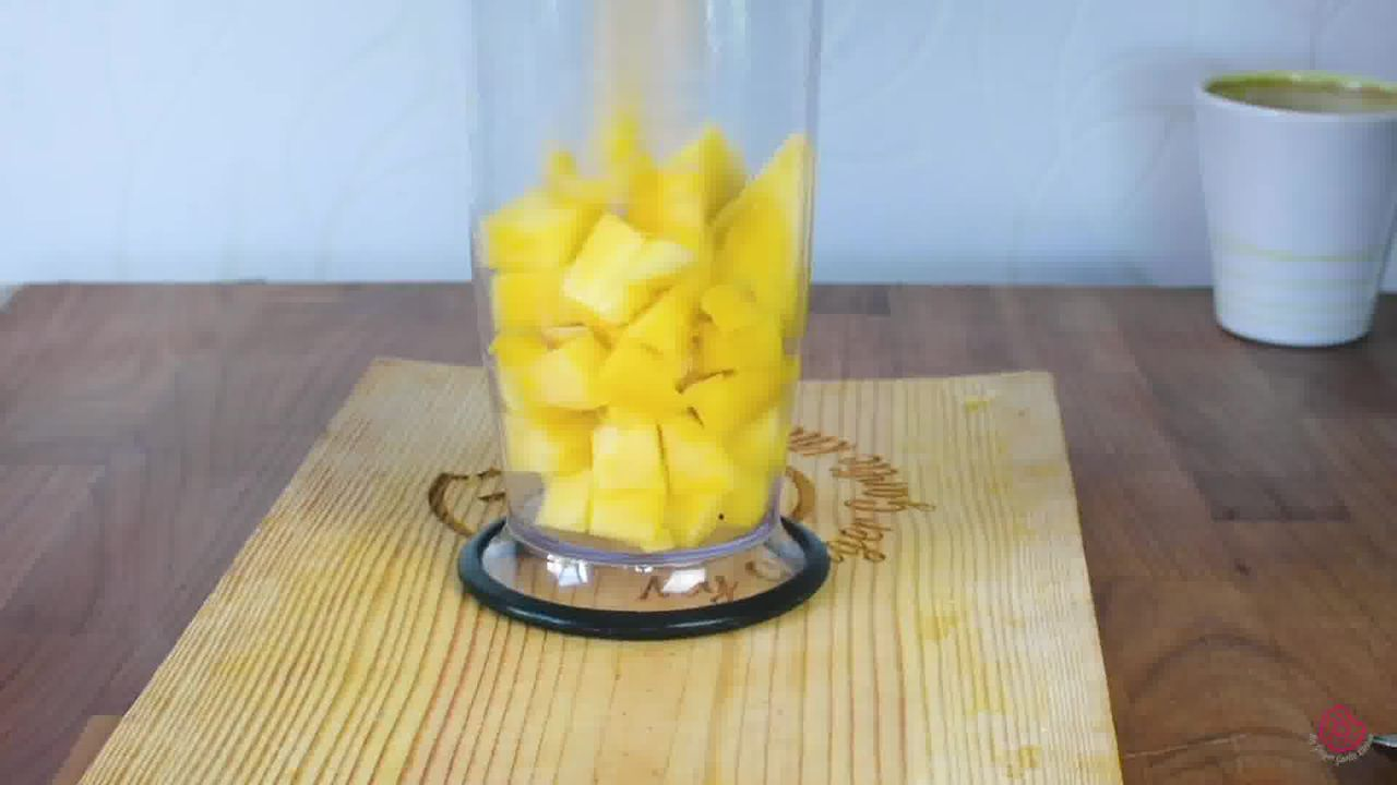 Image of the cooking step-1-1 for How To Make Quick Mango Kulfi - No Cook Mango Kulfi Recipe