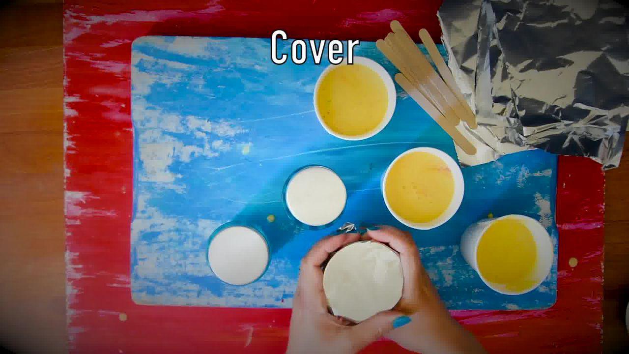Image of the cooking step-4-1 for How To Make Quick Mango Kulfi - No Cook Mango Kulfi Recipe