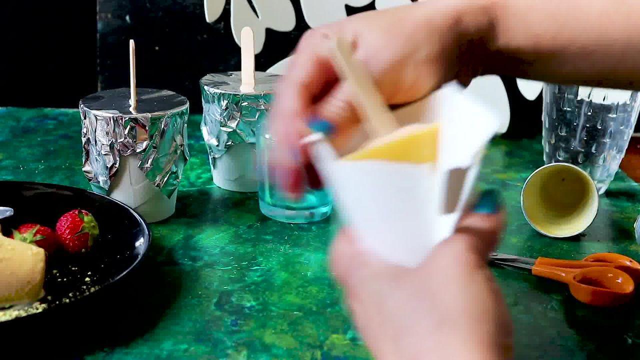 Image of the cooking step-4-3 for How To Make Quick Mango Kulfi - No Cook Mango Kulfi Recipe