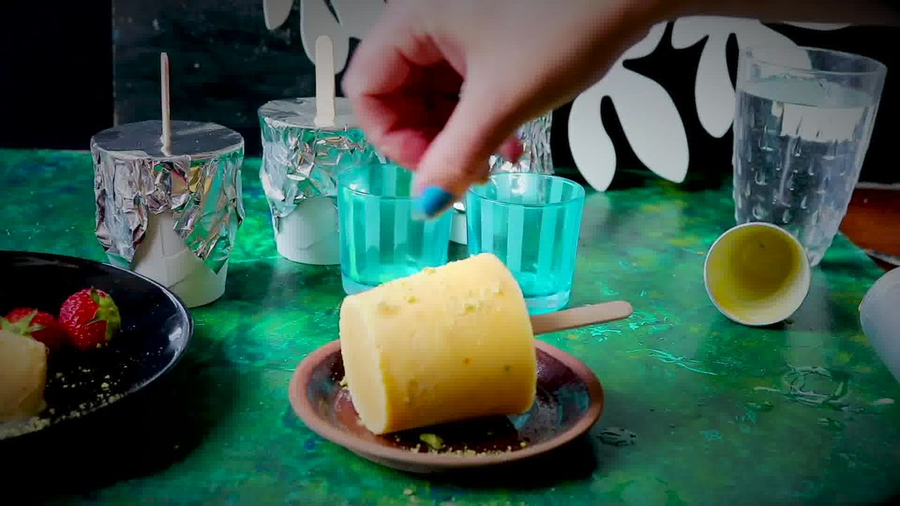 Image of the cooking step-4-4 for How To Make Quick Mango Kulfi - No Cook Mango Kulfi Recipe