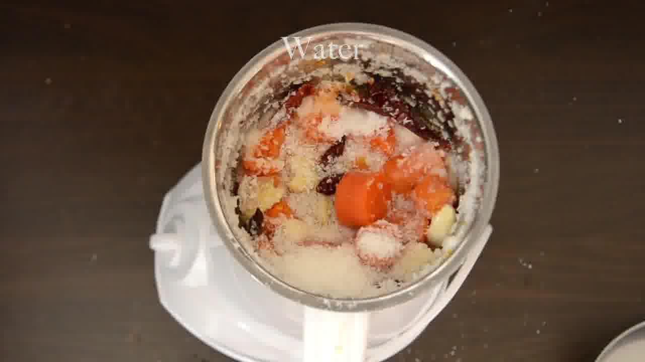 Image of the cooking step-1-4 for Radish Lentil Idli Fry + Carrot Ginger Chutney