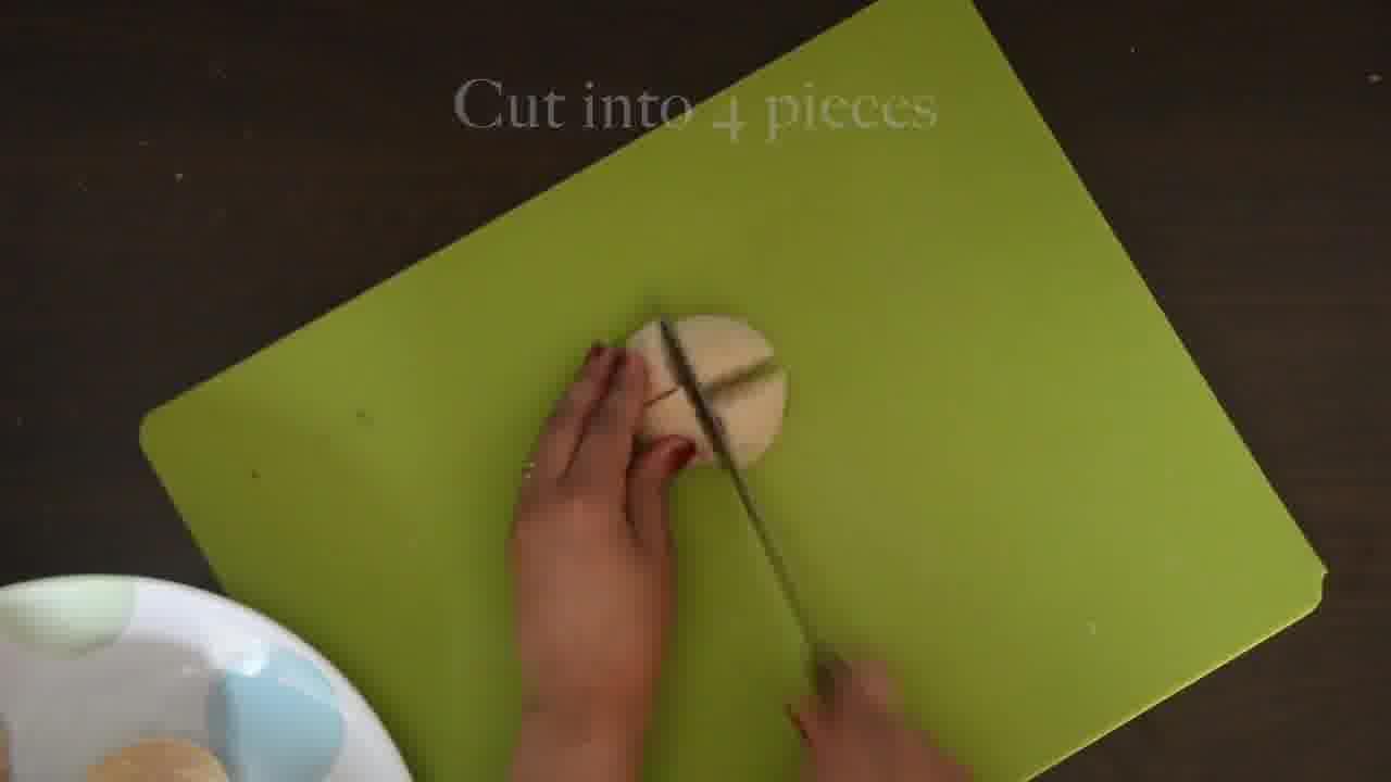 Image of the cooking step-3-1 for Radish Lentil Idli Fry + Carrot Ginger Chutney