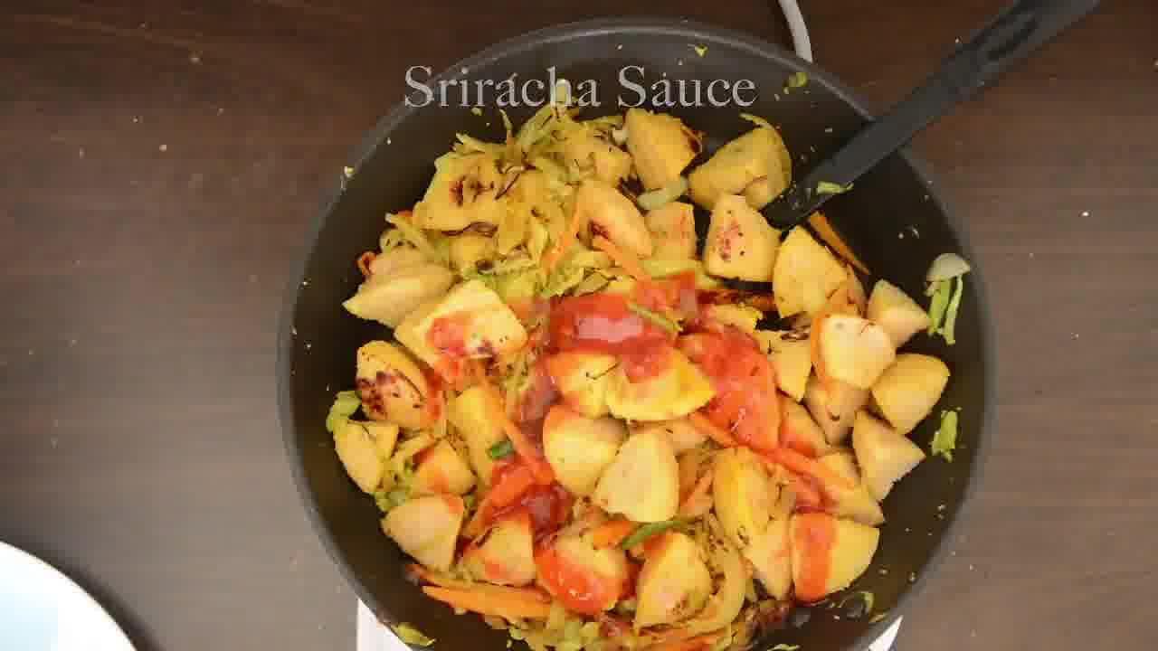 Image of the cooking step-3-7 for Radish Lentil Idli Fry + Carrot Ginger Chutney
