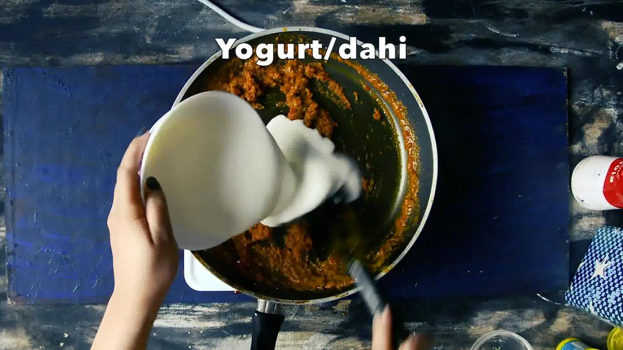 Image of the cooking step-3-6 for Besan Ke Cheele Ki Sabzi - Chickpea Pancake Curry
