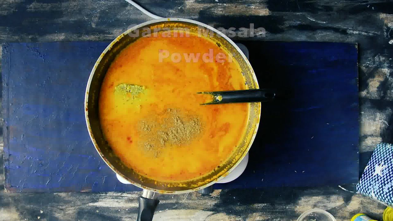 Image of the cooking step-3-8 for Besan Ke Cheele Ki Sabzi - Chickpea Pancake Curry
