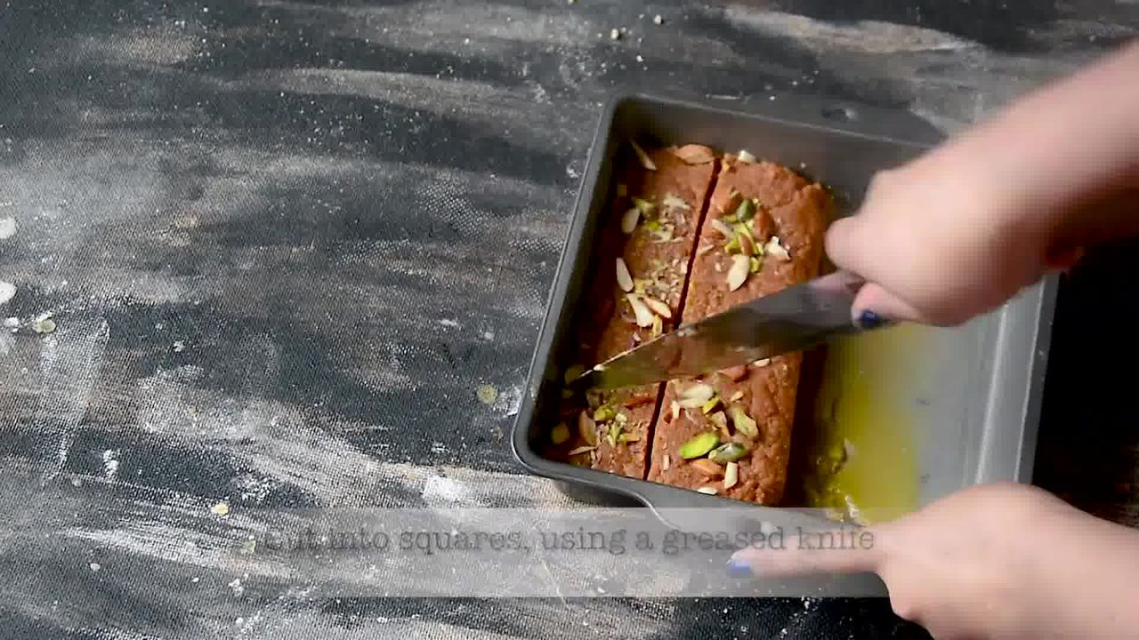 Image of the cooking step-1-20 for Mohanthal Recipe - Mohan Thal (2 Ways)