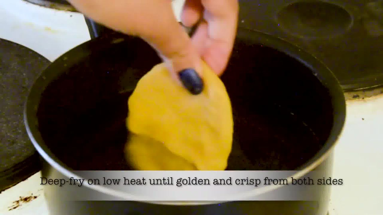 Image of the cooking step-2-11 for Mohanthal Recipe - Mohan Thal (2 Ways)