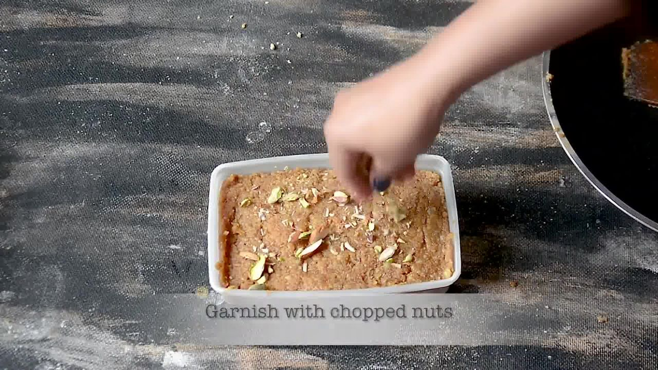 Image of the cooking step-2-23 for Mohanthal Recipe - Mohan Thal (2 Ways)
