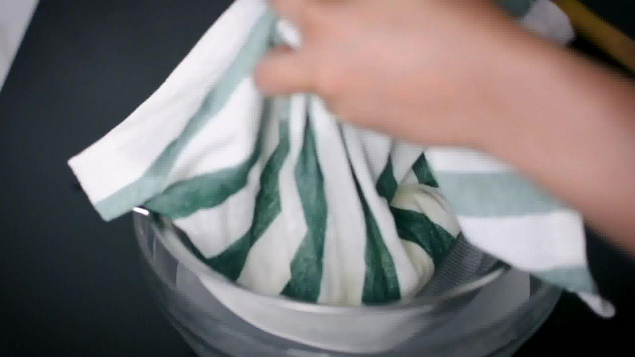 Image of the cooking step-1-6 for Rajbhog Recipe - Kesar Rasgulla