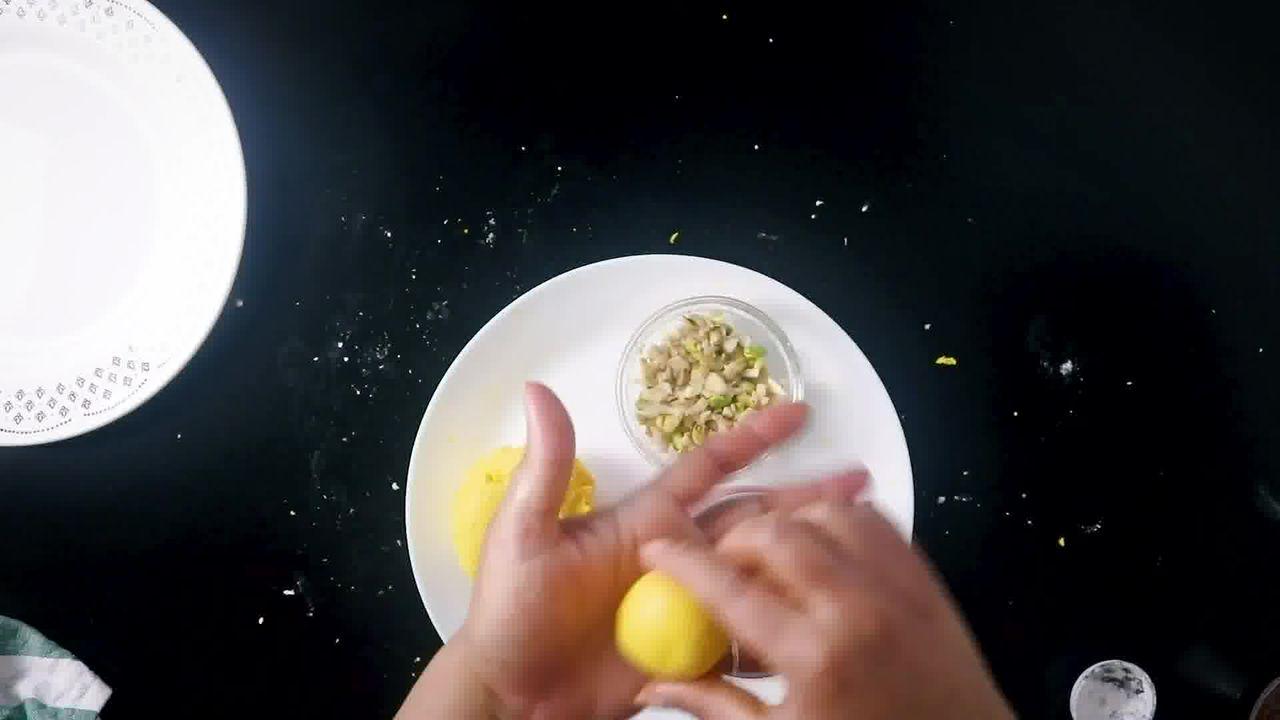 Image of the cooking step-4-5 for Rajbhog Recipe - Kesar Rasgulla