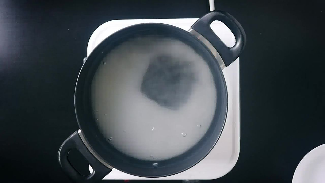 Image of the cooking step-5-1 for Rajbhog Recipe - Kesar Rasgulla