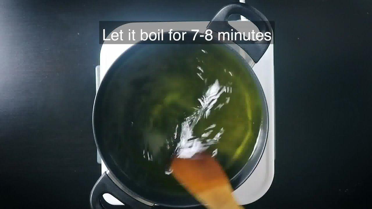 Image of the cooking step-5-4 for Rajbhog Recipe - Kesar Rasgulla
