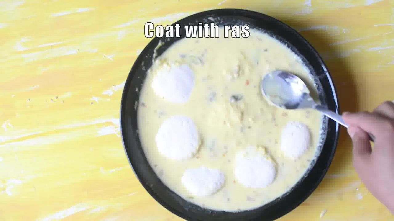 Image of the cooking step-5-3 for How to Make Soft Rasmalai At Home - Homemade Ras Malai