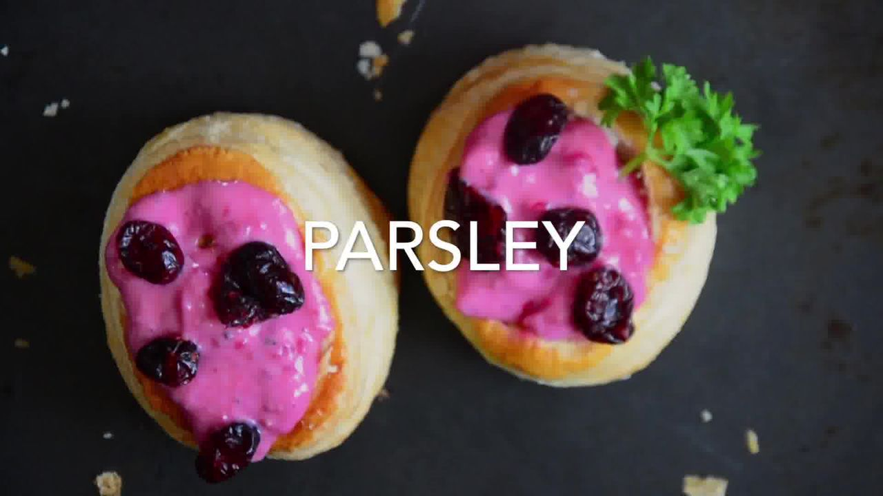 Image of the cooking step-1-14 for Raspberry Crème Fraîche Puff Pastry