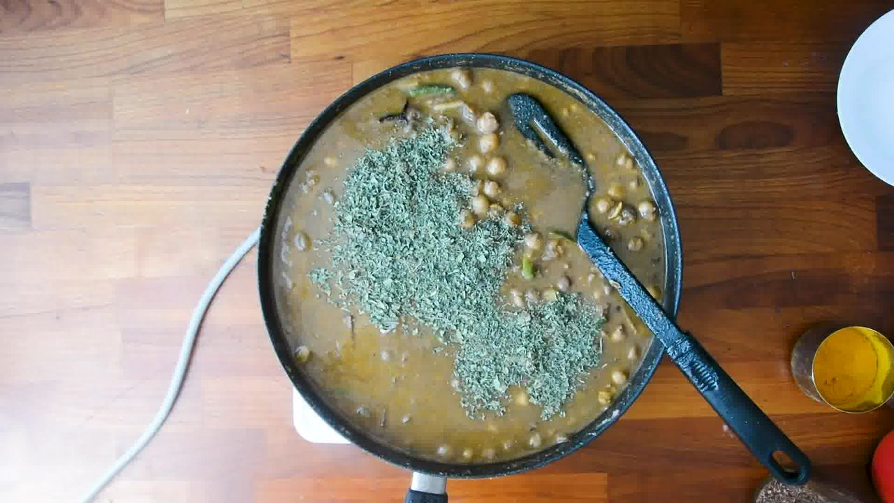 Image of the cooking step-3-2 for Restaurant Style Chana Masala - How to Make Chole Masala