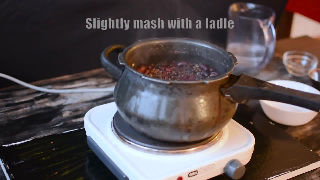 Image of the cooking step-1-5 for Restaurant Style Punjabi Dal Makhani Recipe
