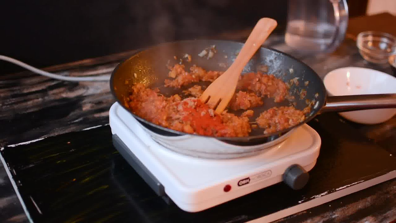 Image of the cooking step-1-9 for Restaurant Style Punjabi Dal Makhani Recipe