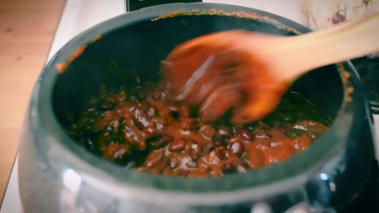 Image of the cooking step-4-10 for Restaurant Style Punjabi Rajma Masala - Kidney Bean Curry