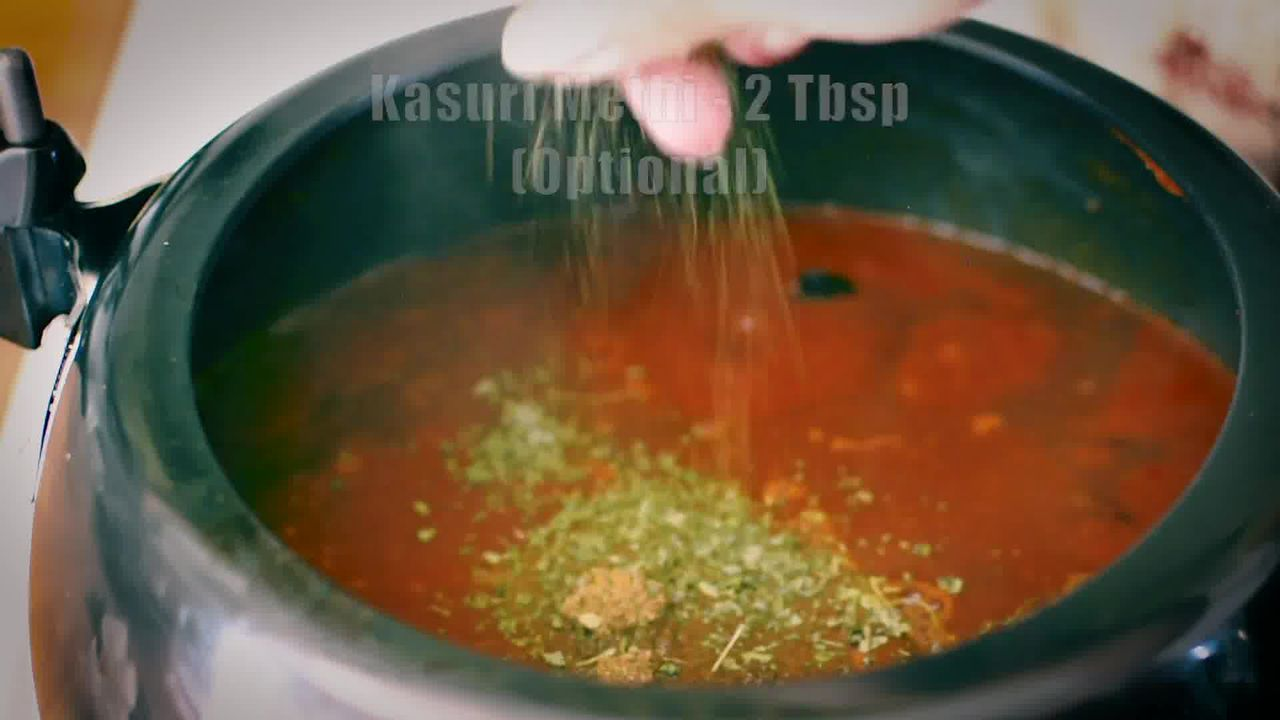 Image of the cooking step-4-11 for Restaurant Style Punjabi Rajma Masala - Kidney Bean Curry