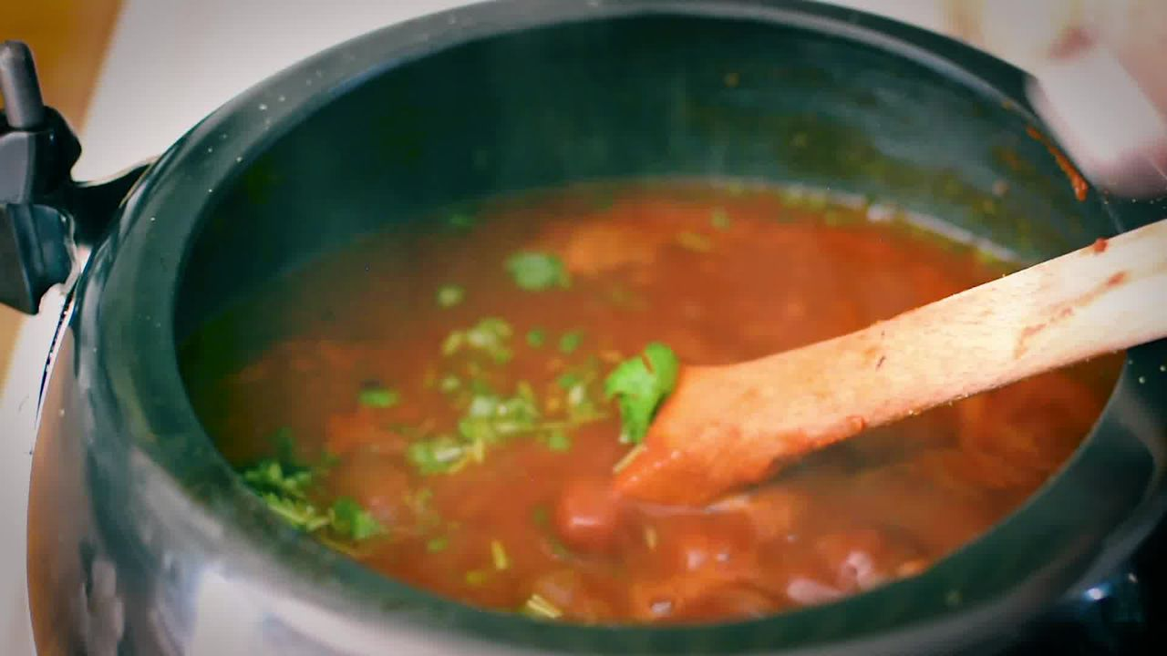 Image of the cooking step-4-13 for Restaurant Style Punjabi Rajma Masala - Kidney Bean Curry