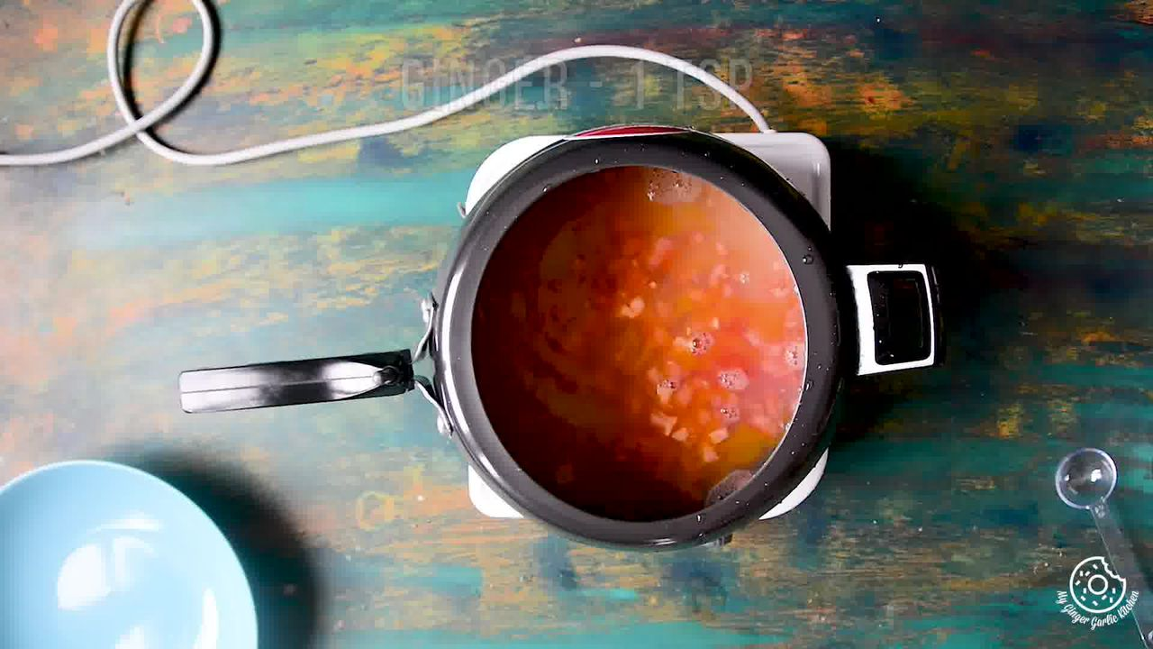 Image of the cooking step-1-2 for Restaurant Style Dal Tadka Recipe