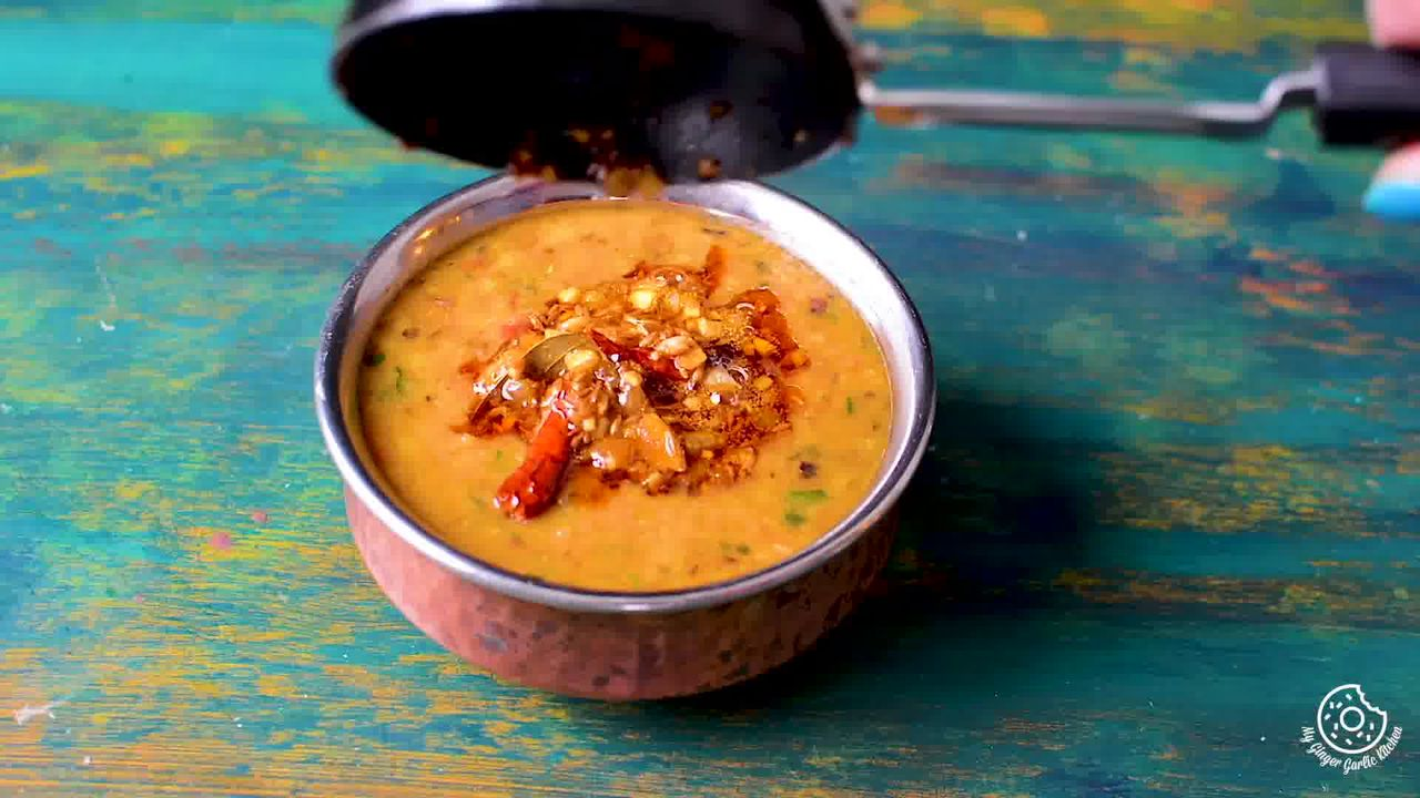 Image of the cooking step-3-5 for Restaurant Style Dal Tadka Recipe