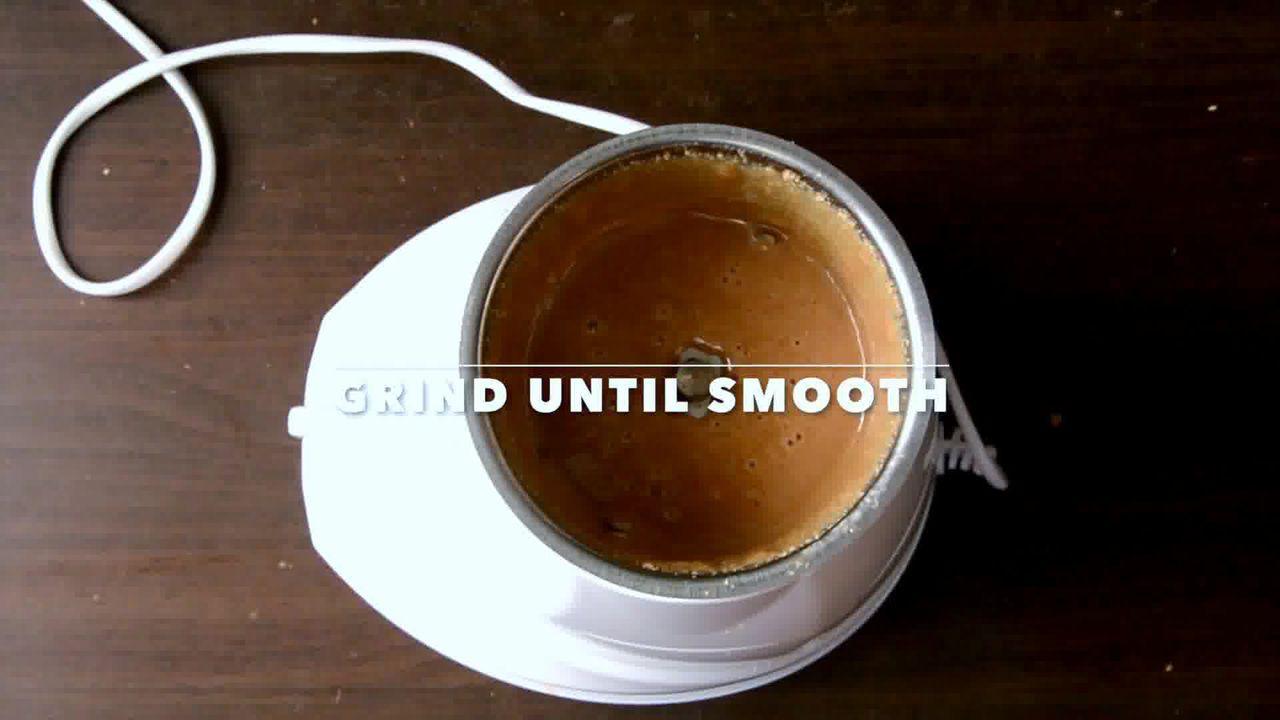 Image of the cooking step-1-4 for Roast Beetroot Falafel Recipe + Green Tahini Dip