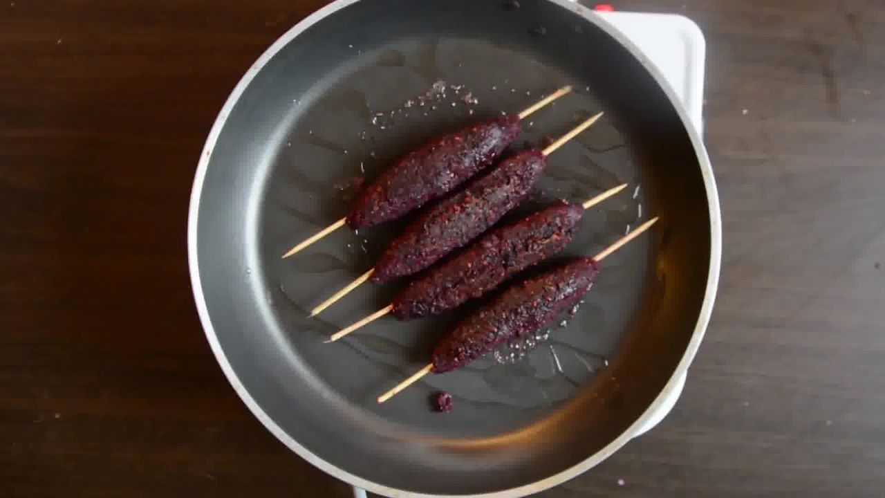 Image of the cooking step-3-19 for Beetroot Kebab Recipe