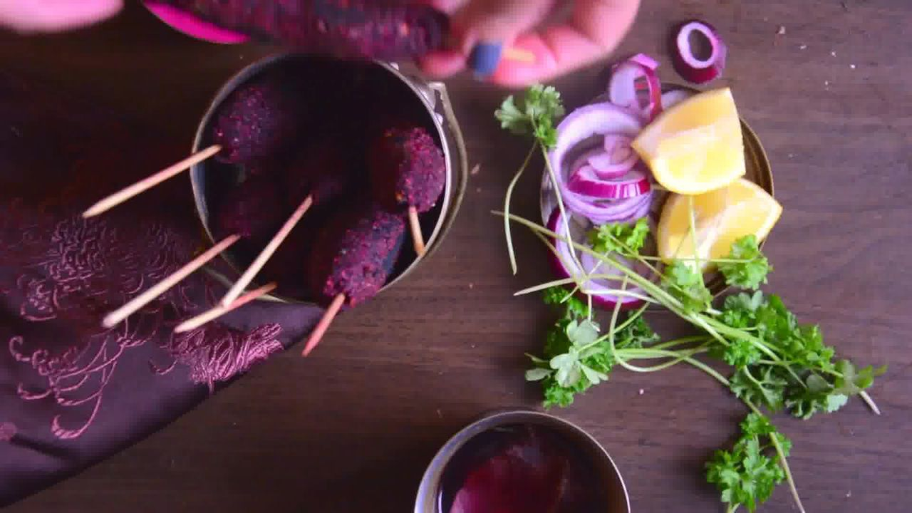 Image of the cooking step-3-20 for Beetroot Kebab Recipe