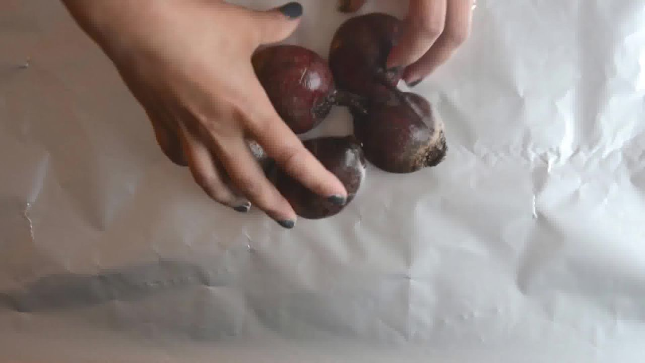 Image of the cooking step-1-2 for Beet Potato Holiday Salad - Roasted Beet Salad