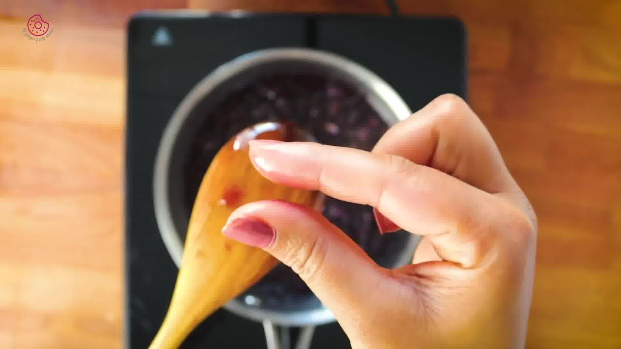 Image of the cooking step-1-9 for How to make Rose Syrup