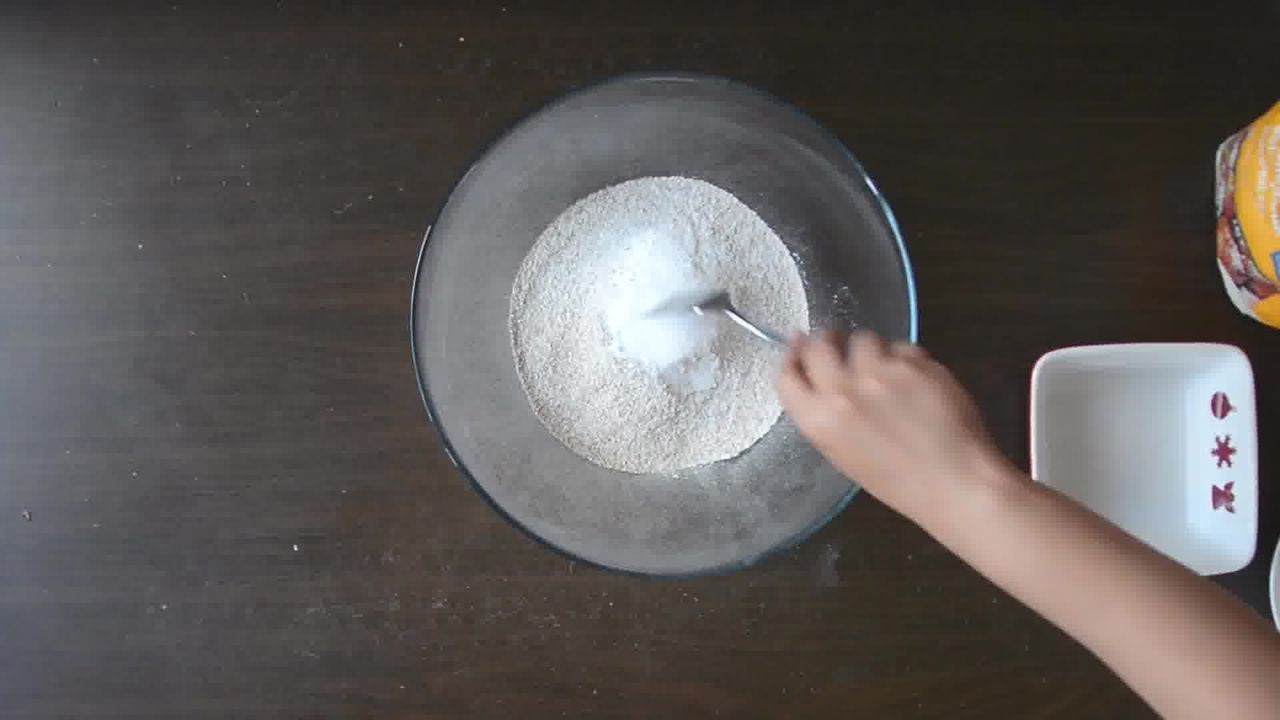 Image of the cooking step-1-1 for Quick Rye Irish Soda Bread Recipe Video
