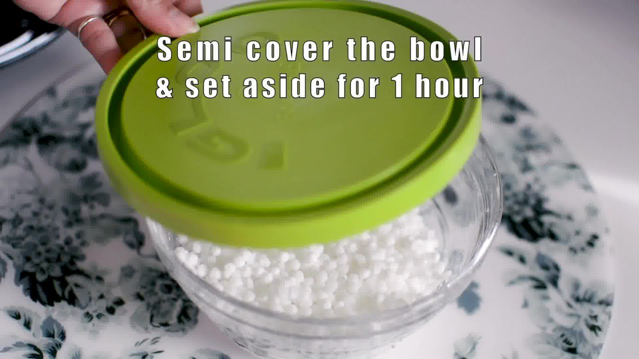 Image of the cooking step-1-6 for Sabudana Khichdi - Tapioca Pearl Stir-Fry