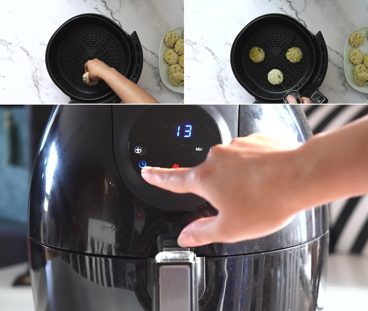 Image of the cooking step-3-1 for Sabudana Vada (Fried, Baked & Air Fryer Version)