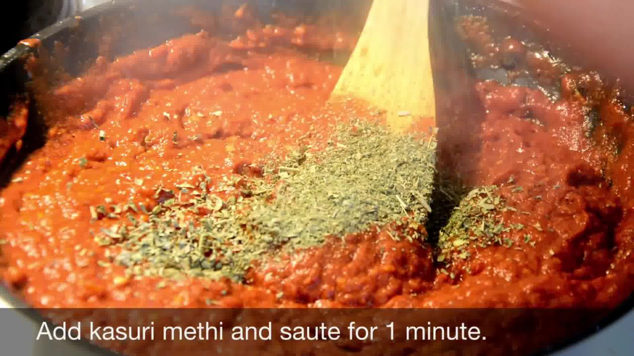 Image of the cooking step-1-12 for Kadai Mushroom (Restaurant Style)