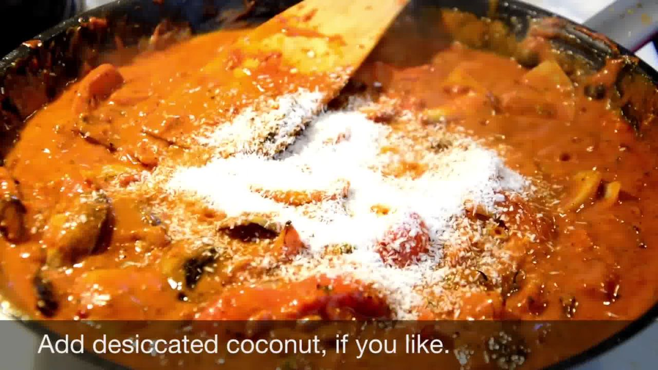 Image of the cooking step-1-17 for Kadai Mushroom (Restaurant Style)