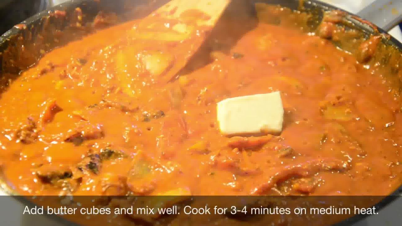 Image of the cooking step-1-18 for Kadai Mushroom (Restaurant Style)