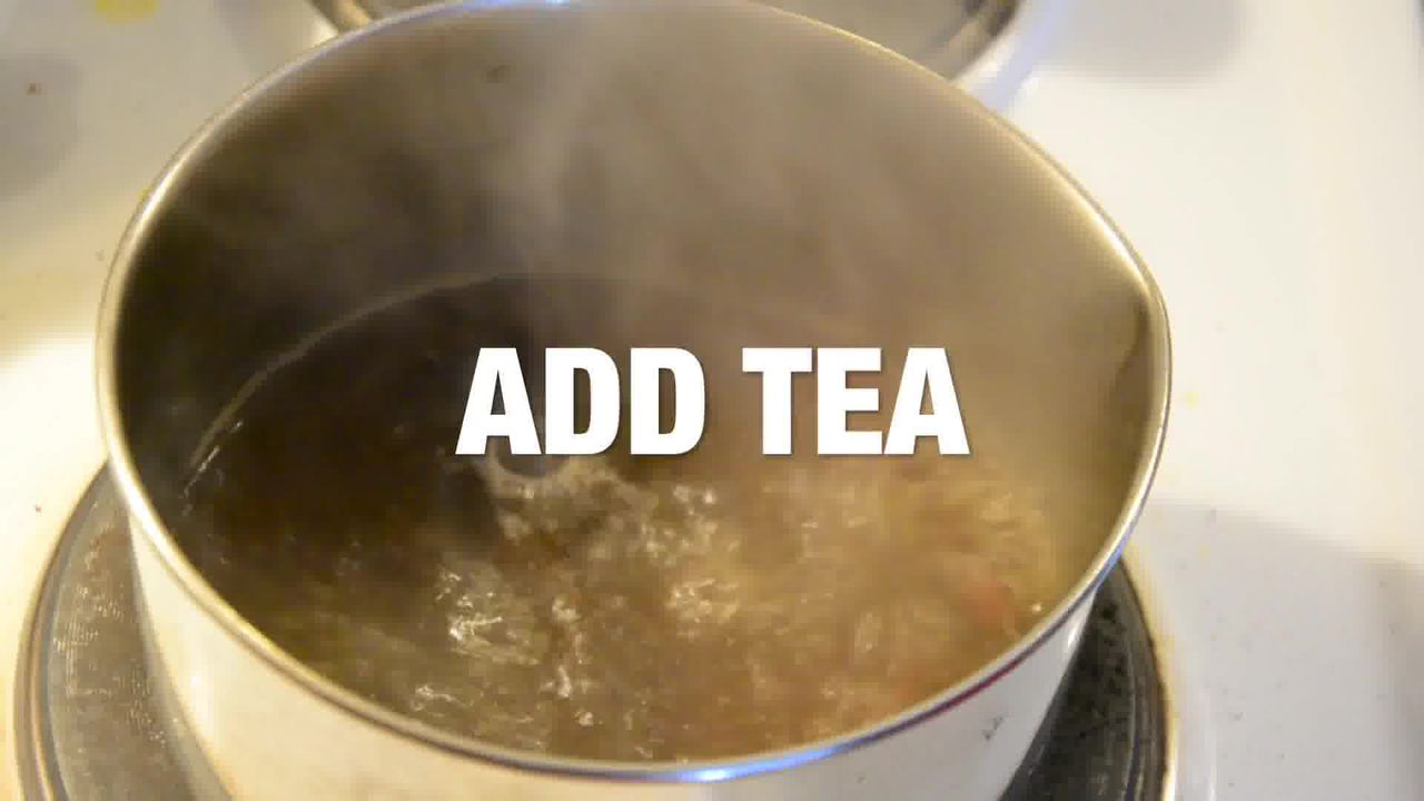 Image of the cooking step-1-3 for Kesar Chai - Saffron Tea - Kesar Masala Tea