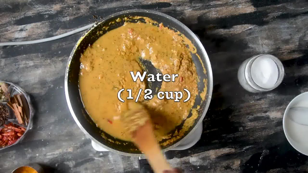 Image of the cooking step-2-14 for Steamed Besan Gatte Ki Sabzi - Rajasthani Adhar Bele