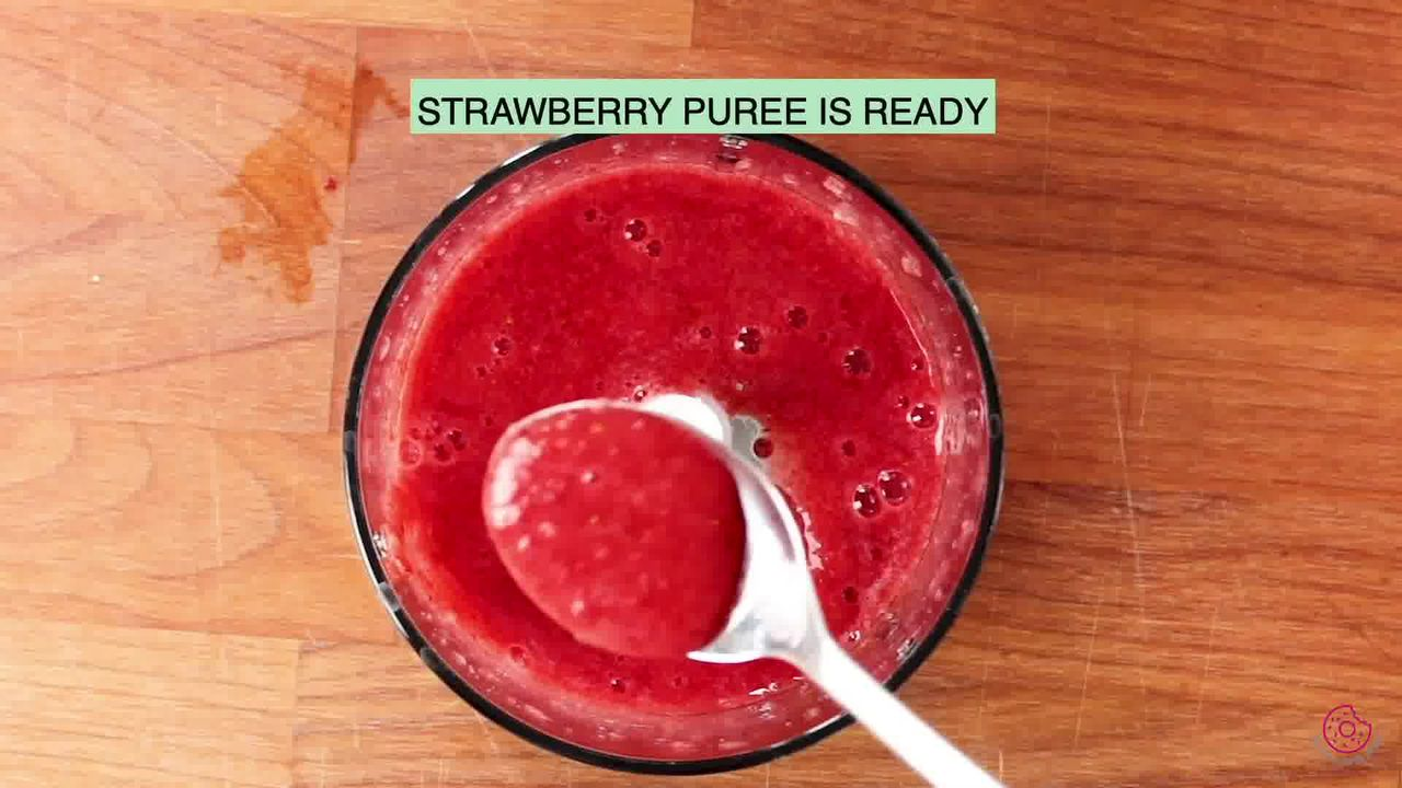 Image of the cooking step-1-5 for Strawberry Chia Pudding