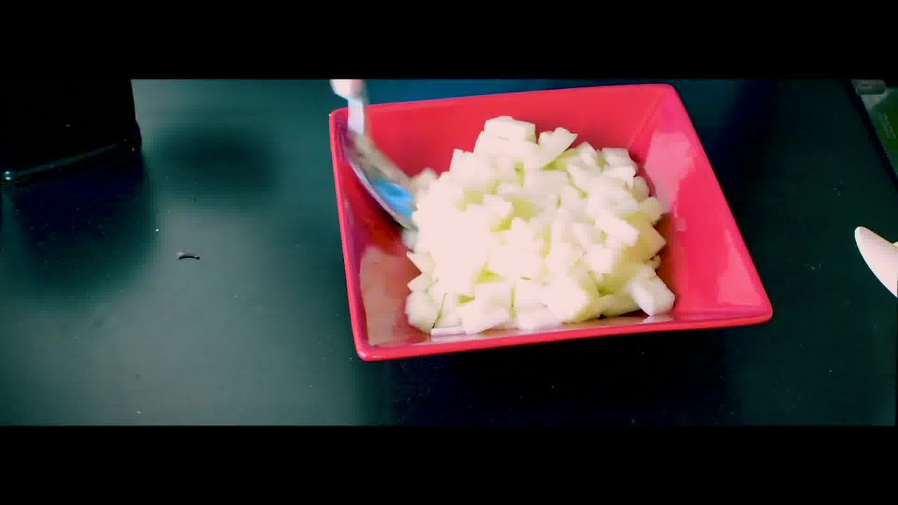 Image of the cooking step-1-4 for Summer Melon Dessert - Kharbuje Ka Panna Recipe