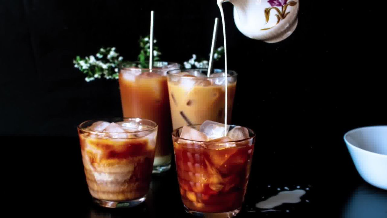 Image of the cooking step-2-5 for Thai Iced Tea Recipe