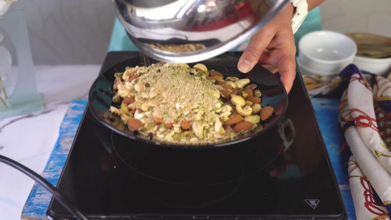 Image of the cooking step-1-6 for Thandai Powder + Thandai Milkshake