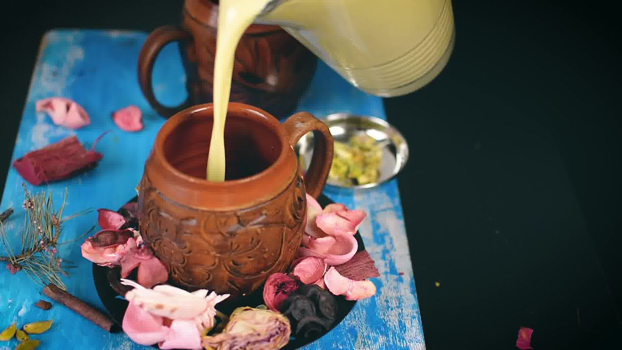 Image of the cooking step-2-12 for Thandai Recipe