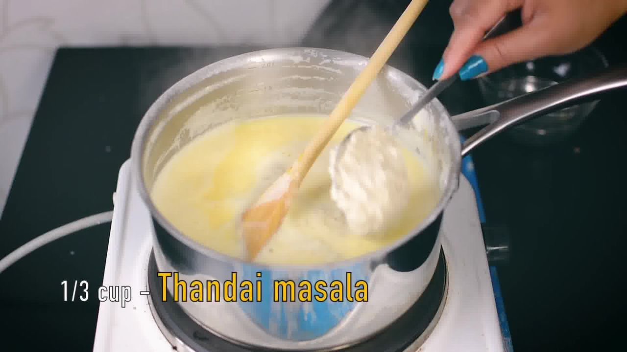 Image of the cooking step-2-7 for Thandai Recipe