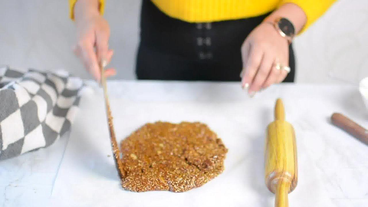 Image of the cooking step-3-7 for Til Chikki - Sesame Seed Bars