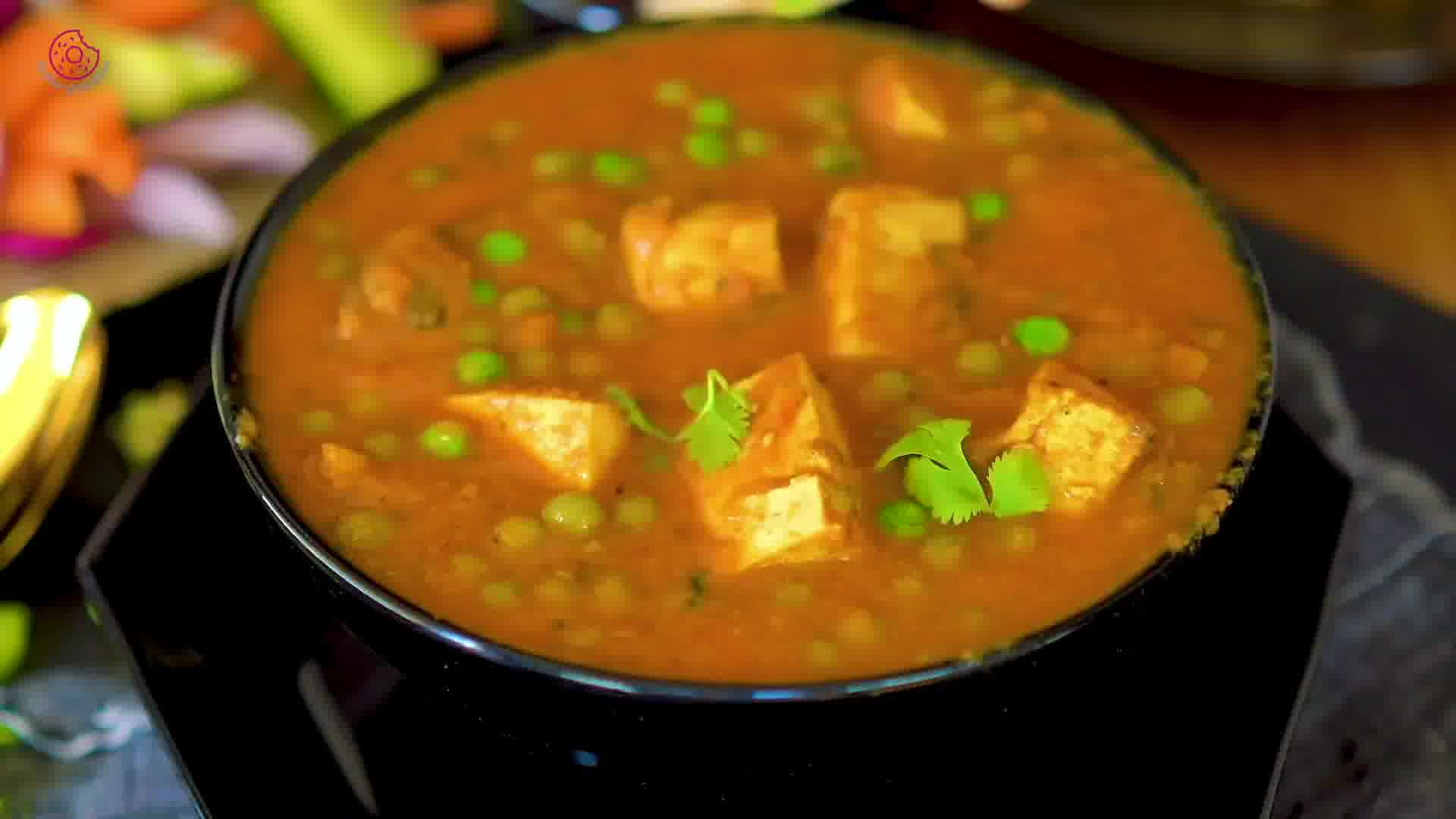 Image of the cooking step-2-14 for Instant Pot Tofu Matar