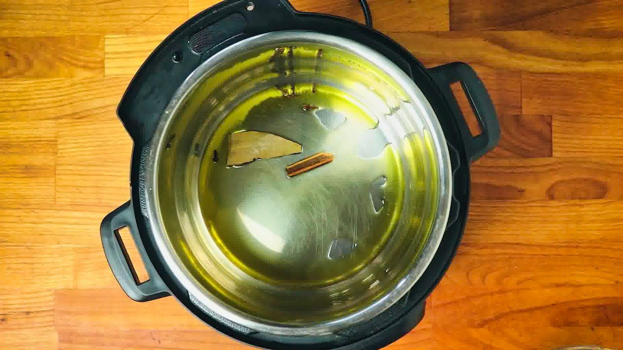 Image of the cooking step-1-3 for Toor Dal Tadka -  Instant Pot + Pressure Cooker