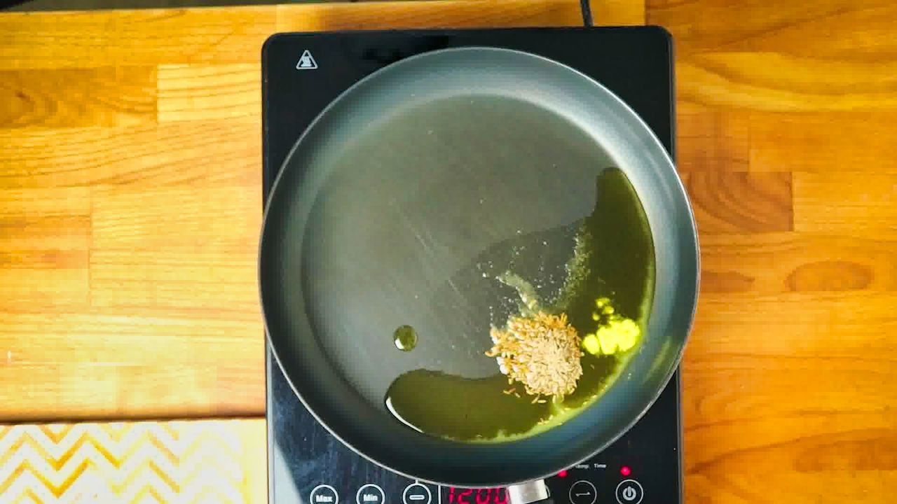 Image of the cooking step-3-2 for Toor Dal Tadka -  Instant Pot + Pressure Cooker