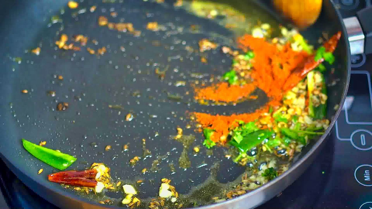 Image of the cooking step-3-5 for Toor Dal Tadka -  Instant Pot + Pressure Cooker